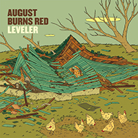 August Burns Red CD cover