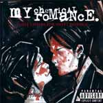 My Chemical Romance Three Cheers for Sweet Revenge CD cover