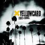 Yellowcard Lights and Sounds CD cover