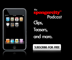spongercity podcast