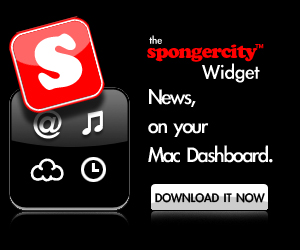 spongercity widget