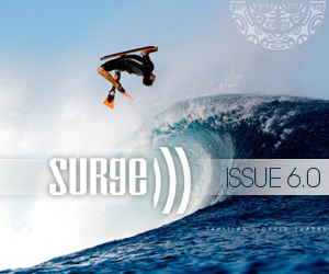 This month Feature - SURGE 3.0