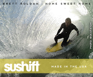 Sushift Bodyboarding Accessories Made in the USA
