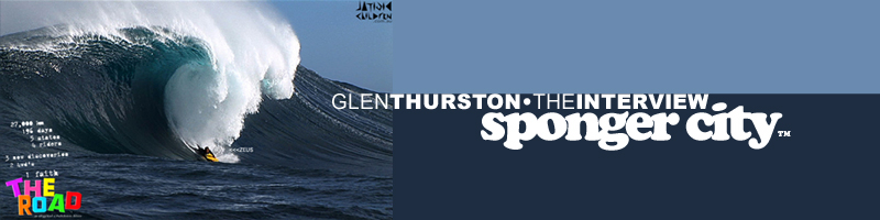 Glen Thurston Interview